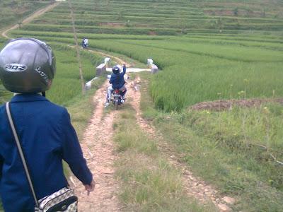Perjalan Menuju Dusun ke Dusun