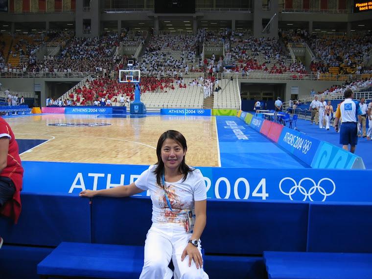 雅典奥运会赛场2004