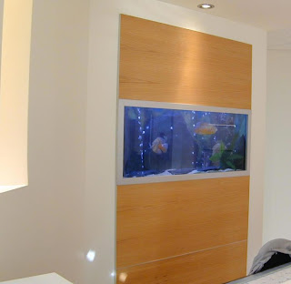 beautiful Fish tank Furniture