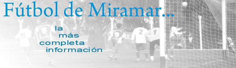 Fútbol de Miramar
