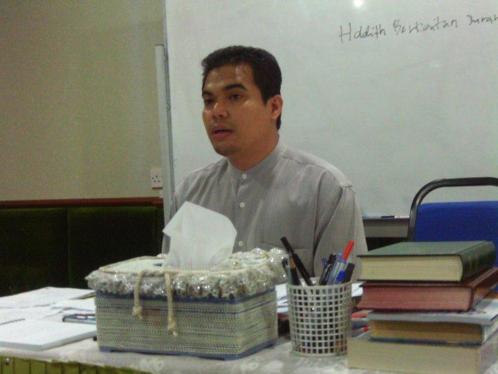 Ustaz Anwaruddin Abd Wahab