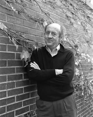 billy collins in black and white head shot