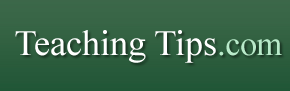 teaching tips dot com logo