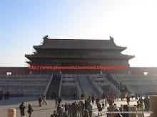 Beijing Forbidden city photos