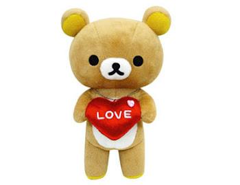 Rilakkuma relax bear gifts
