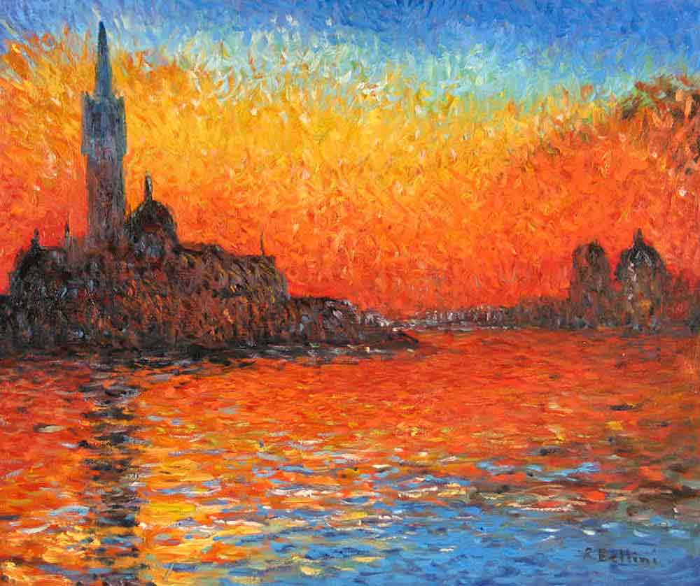 oil paintings art gallery paintings by claude monet