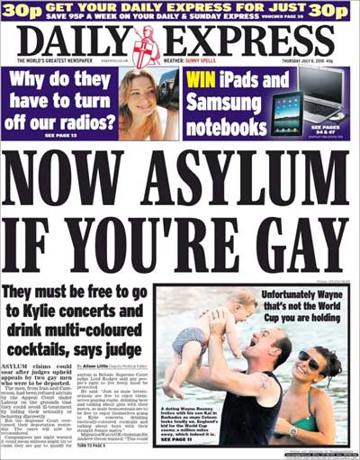 Homophobie Daily+express+scumbags