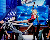 Лера Кудрявцева Танцы со звездами