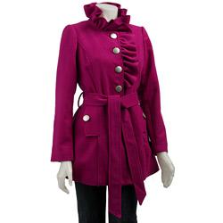 [CC+Couture+Ruffle+Coat]