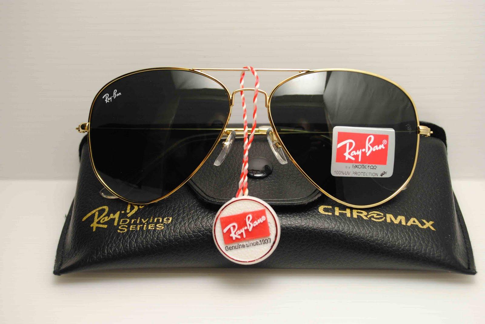 Aviator Sunglasses Gold Frame Black Lens : Ray Ban Aviator Black Lens Gold Frame alumnimip.it