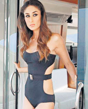 kareena kapoor swimsuit