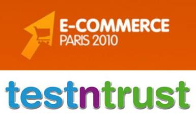 Testntrust septembre 2010 for Salon e commerce paris 2017