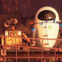 Wall-e ♥ Eva