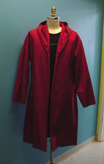 Fullmetal Alchemist Edward Elric Coat Front View