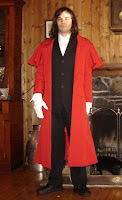 AbbyShot Alucard Trench - Front View