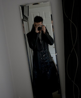 AbbyShot Sephiroth Coat - Customer Photo 2