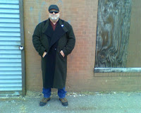 The AbbyShot Silent Bob Coat - Buttoned Up!