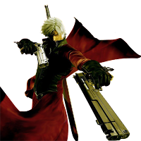 Dante from Devil May Cry 2