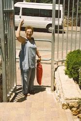 בלהה אומרת שלום לגן 2004
