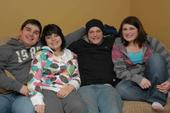 Josh, Jacki, Matthew, Darcie