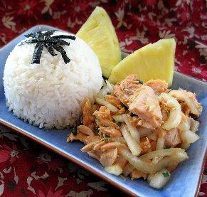 la peque a cocina de cris comida hawaiana