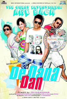De Dana Dan Mp3 Audio Songs | Andhrula Music