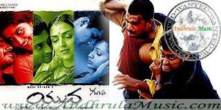 Album : YUVA - Surya, Siddardh (2004)