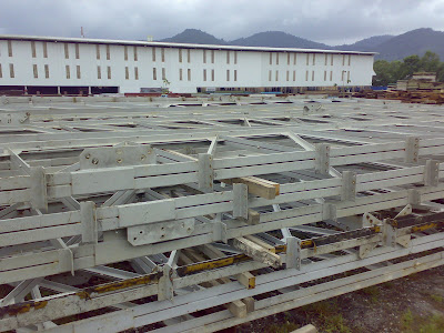 Roof Trusses For Sale 12 000 Square Meters Chunyu