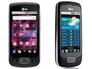 LG trae el sistema operativo Android 2.2 y apunta a crecer en el mercado de .