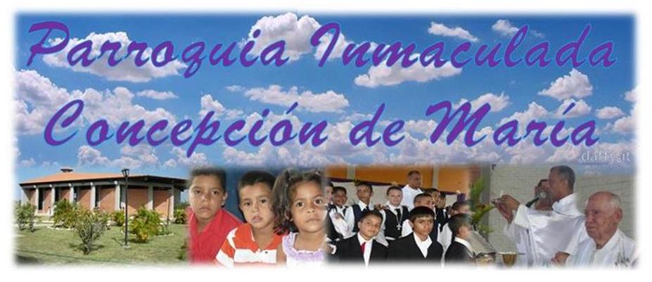 Parroquia Inmaculada Concepcion de Maria