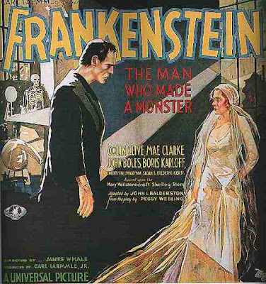 i, frankenstein movie poster  film posters frankenstein 1931