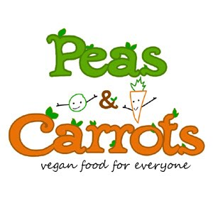 Peas and Carrots Vegan Food