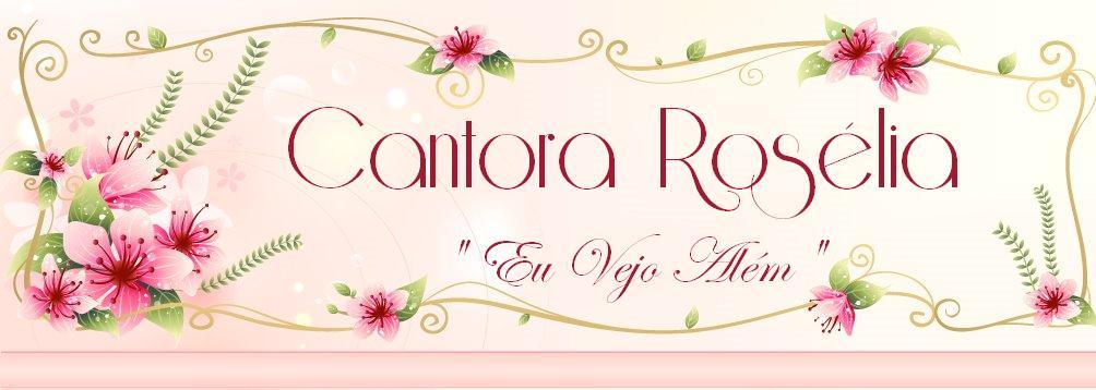 """Cantora Rosélia """"Eu Vejo Além"""""""