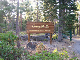 T@bStream Travels: August Trip - Camp Shelly