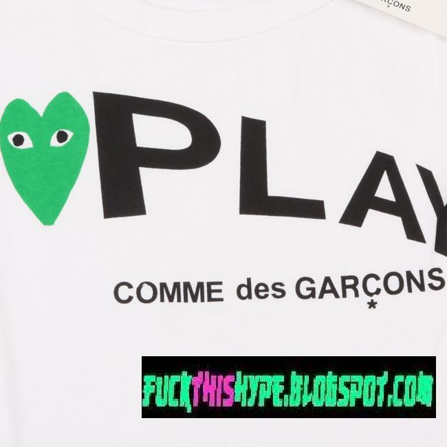 Find great deals on eBay for comme des garcons. Shop with confidence.