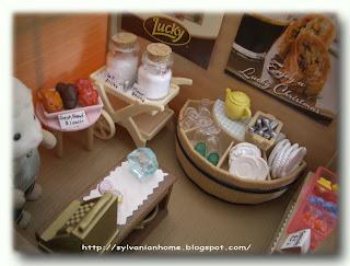 Sylvanian families tableware