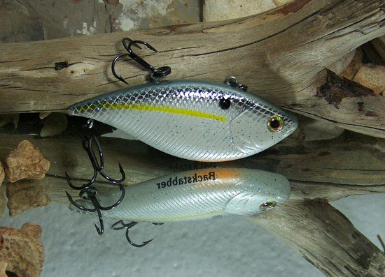 T Brinks Fishing Backstabber Lures A Cool Name And