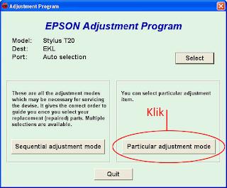 Cara Atasi atau Mengatasi Printer Epson T20 yang Sedang Ngeblink
