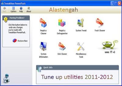 free download gratis TuneUp Utilities versi terbaru 2011 2012