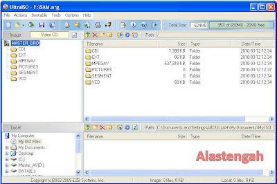 Free Download Software UltraISO Premium Edition edisi terbaru - UltraISO 9 versi terbaru
