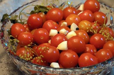 Articole culinare : Conservarea rosiilor
