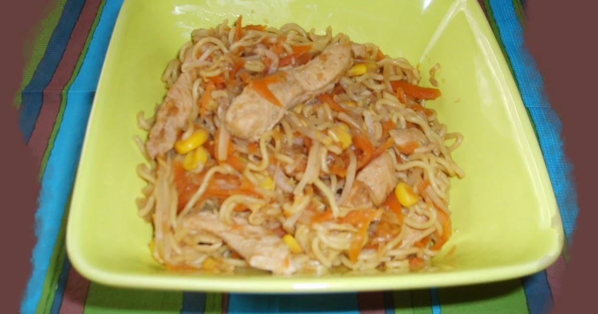 Ma nouvelle fa on de cuisiner nouilles chinoises saut es - Comment cuisiner des nouilles chinoises ...