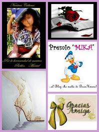 ..:: Premios otorgados por la Gata Coqueta ::..
