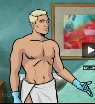 archer sterling porno gay