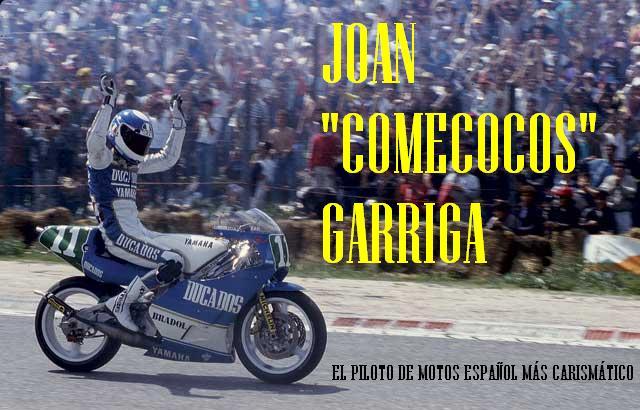 """Joan """"Comecocos"""" Garriga"""