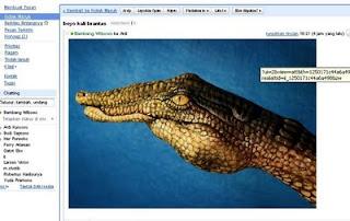 email, gmail, cara membuat gambar pada email, upload foto pada email, screenshot