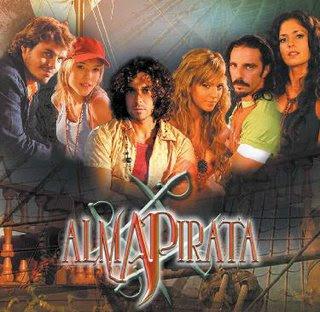 Alma Pirata: saiba detalhes sobre a novela da Rede Tv !
