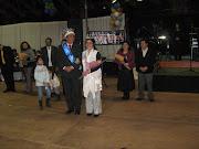 REYES SOBERANOS DE LA FIESTA DE COLORES 2009