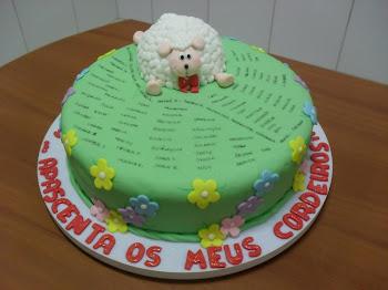 bolo ovelha