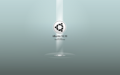 Ubuntu 10.10 Wallpaper by pr09studio